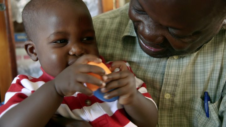 Learn more about RTS,S and the people working toward a vaccine to combat malaria.<br />Photo credit: PATH/Jordan Gantz