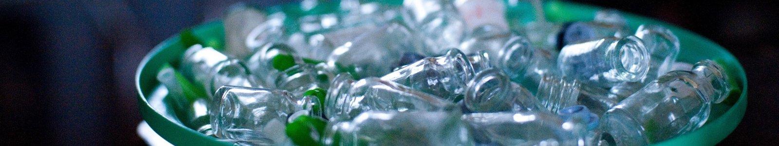 Bowl of vials