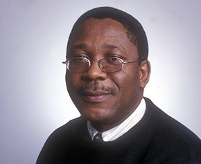 Photo: Professor Tsiri Agbenyega